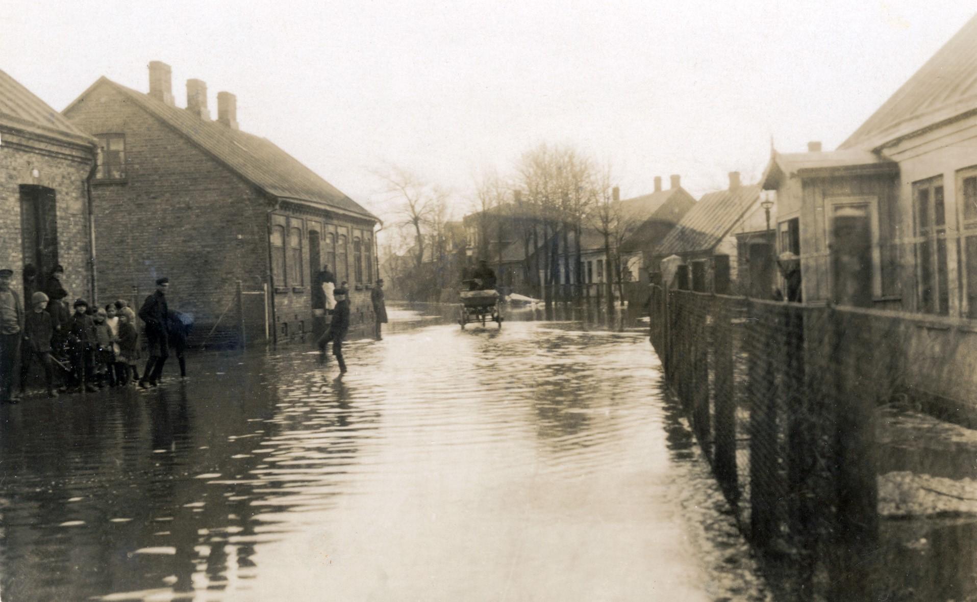 Översvämning