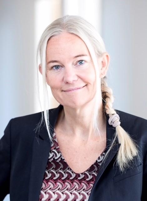Petra Sörling, VD för Rosengård fastigheter