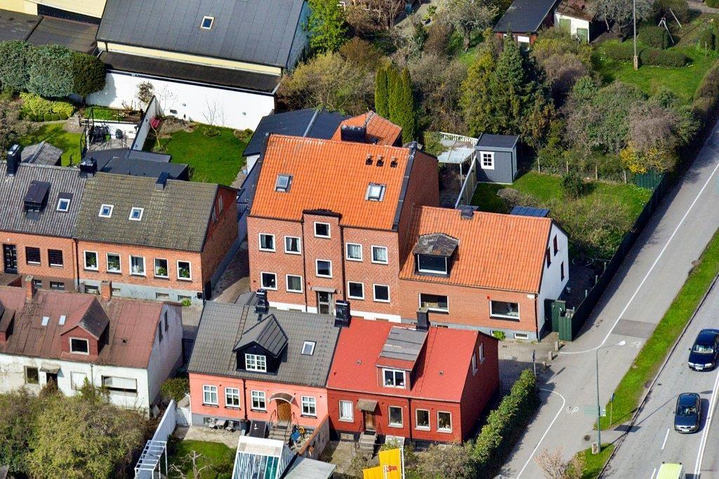 Brinovas fastighet på Olofsgatan 5 på Sofielund i Malmö
