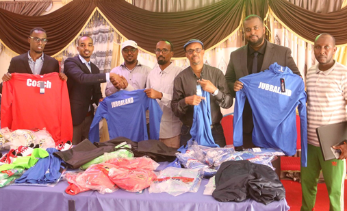 Mustaf Osman och Zakaria Abdi Aziz i Somalia