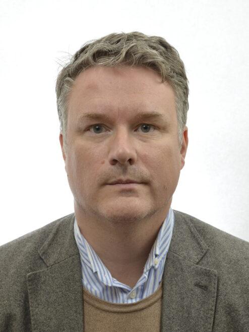 Riksdagsman Joakim Sandell (S)