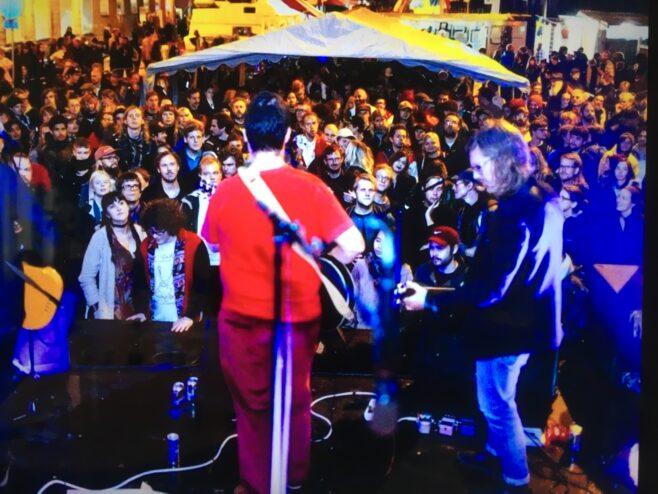 Gatufestival på Norra Grängesbergsgatan.