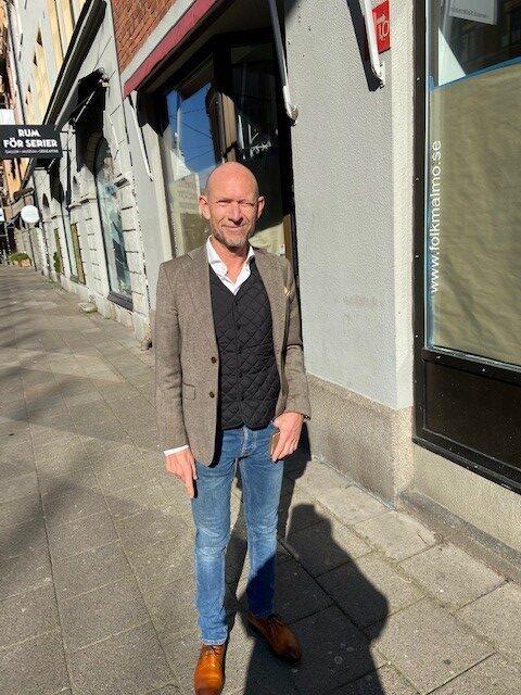 Jesper Karyd, vd Karyds fastigheter