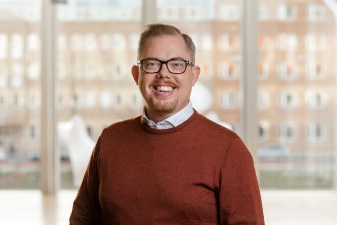Magnus Hulthe Andersson, näringspolitiskt ansvarig på Fastighetsägarna Syd