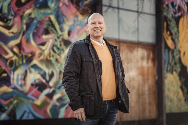 Heimstaden Skånes biträdande fastighetschef Thomas Persson